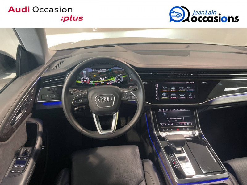 Audi Q8 Q8 50 TDI 286 Tiptronic 8 Quattro Avus Extended 5p Blanc occasion à Seynod - photo n°11