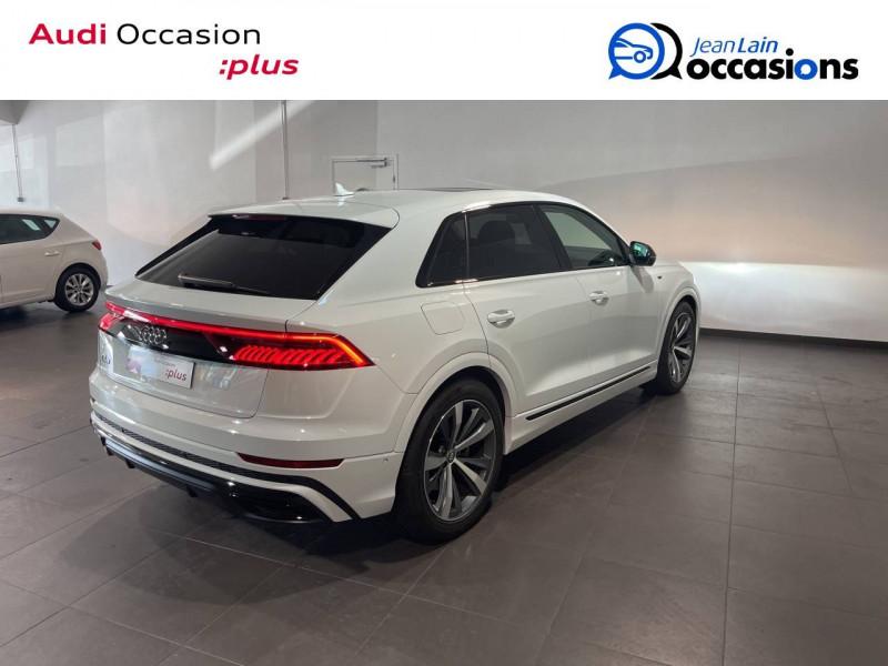 Audi Q8 Q8 50 TDI 286 Tiptronic 8 Quattro Avus Extended 5p Blanc occasion à Seynod - photo n°5