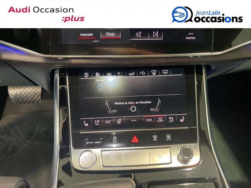 Audi Q8 Q8 50 TDI 286 Tiptronic 8 Quattro Avus Extended 5p Blanc occasion à Seynod - photo n°14