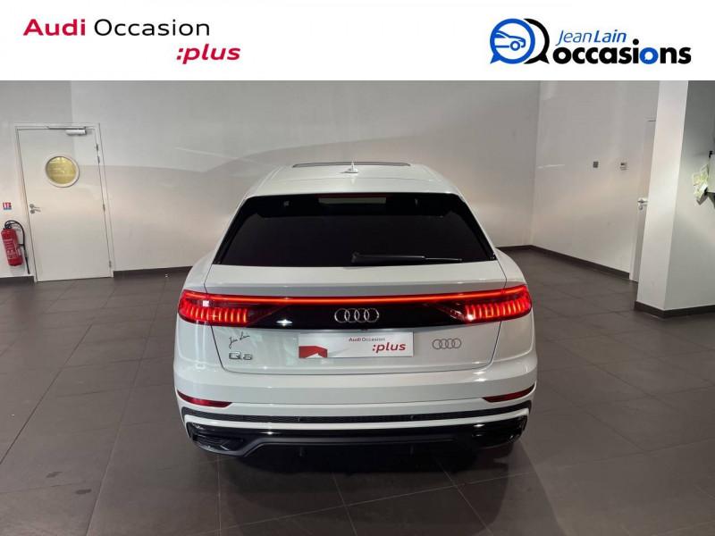 Audi Q8 Q8 50 TDI 286 Tiptronic 8 Quattro Avus Extended 5p Blanc occasion à Seynod - photo n°6