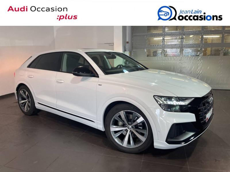 Audi Q8 Q8 50 TDI 286 Tiptronic 8 Quattro Avus Extended 5p Blanc occasion à Seynod - photo n°3