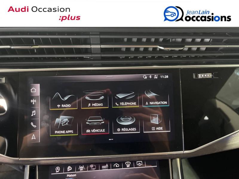 Audi Q8 Q8 50 TDI 286 Tiptronic 8 Quattro Avus Extended 5p Blanc occasion à Seynod - photo n°16