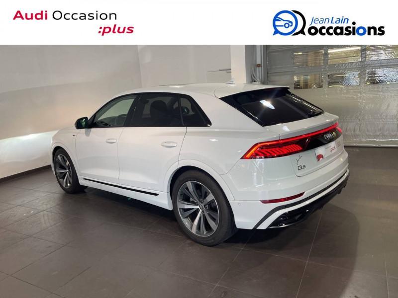 Audi Q8 Q8 50 TDI 286 Tiptronic 8 Quattro Avus Extended 5p Blanc occasion à Seynod - photo n°7