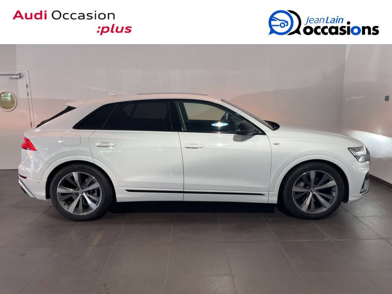Audi Q8 Q8 50 TDI 286 Tiptronic 8 Quattro Avus Extended 5p Blanc occasion à Seynod - photo n°4
