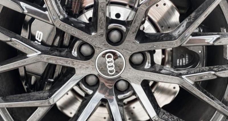 Audi R8 Spyder AUDI R8 SPYDER V10 5.2 - ECOTAXE PAYEE Gris occasion à SAINT LAURENT DU VAR - photo n°7