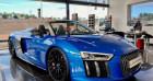 Audi R8 Spyder II 5.2 V10 PLUS FSI QUATTRO S tronic Bleu à Saint Vincent De Boisset 42