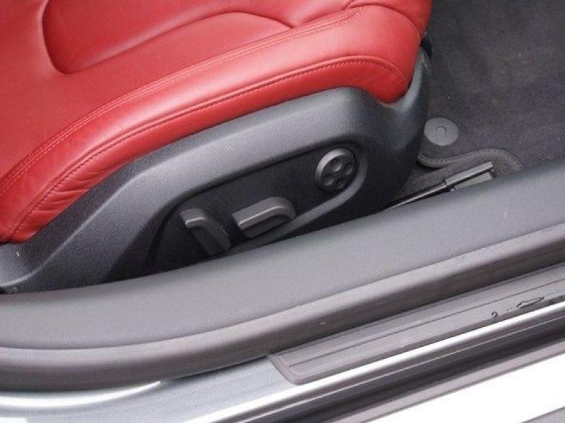 Audi R8 Spyder V10 5.2 FSI 525 ch Gris occasion à BEAUPUY - photo n°6