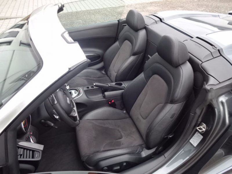 Audi R8 Spyder V10 5.2 FSI 525 ch Gris occasion à BEAUPUY - photo n°3