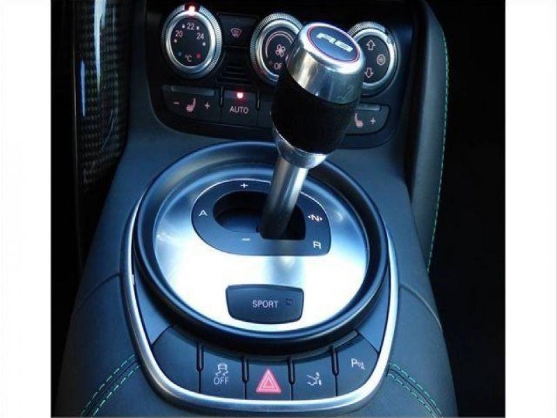 Audi R8 Spyder V10 5.2 FSI 525 ch Vert occasion à BEAUPUY - photo n°6