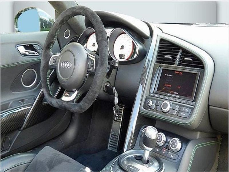 Audi R8 Spyder V10 5.2 FSI 525 ch Vert occasion à BEAUPUY