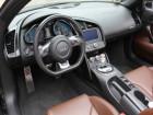 Audi R8 Spyder V10 5.2 FSI 525 ch Noir à BEAUPUY 31