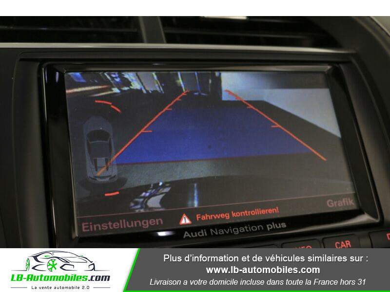 Audi R8 Spyder V8 4.2 FSI 430 / Quattro S tronic 7 Noir occasion à Beaupuy - photo n°7