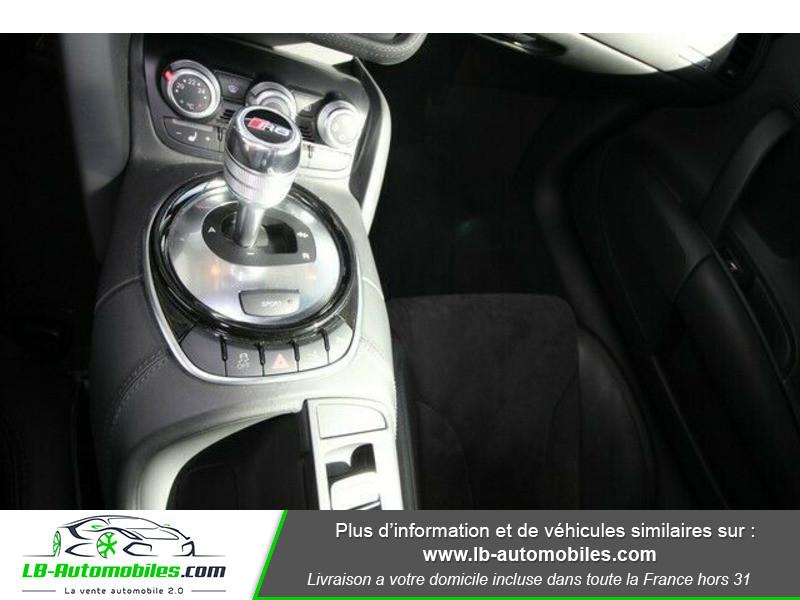 Audi R8 Spyder V8 4.2 FSI 430 / Quattro S tronic 7 Gris occasion à Beaupuy - photo n°8