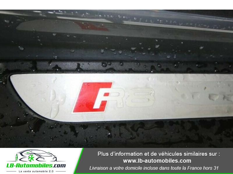 Audi R8 Spyder V8 4.2 FSI 430 / Quattro S tronic 7 Gris occasion à Beaupuy - photo n°13