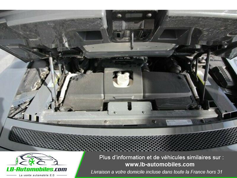 Audi R8 Spyder V8 4.2 FSI 430 / Quattro S tronic 7 Gris occasion à Beaupuy - photo n°9