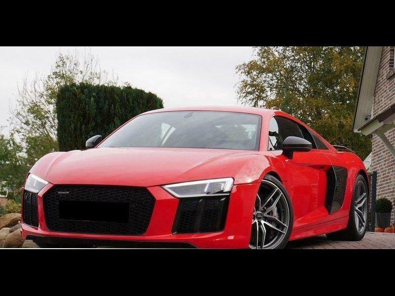 Audi R8 5.2 FSI V10 plus Quattro 610 Rouge occasion à BEAUPUY