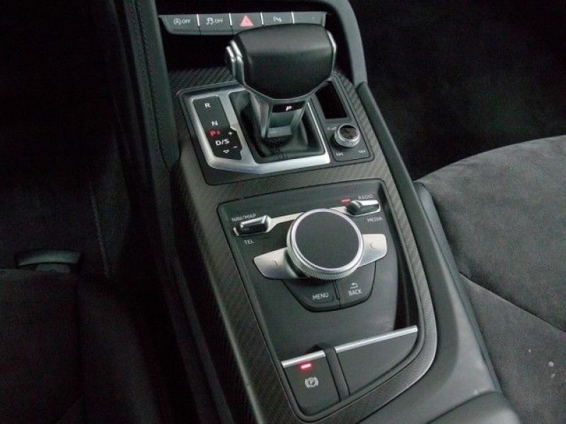 Audi R8 5.2 FSI V10 plus Quattro 610 Rouge occasion à Beaupuy - photo n°5