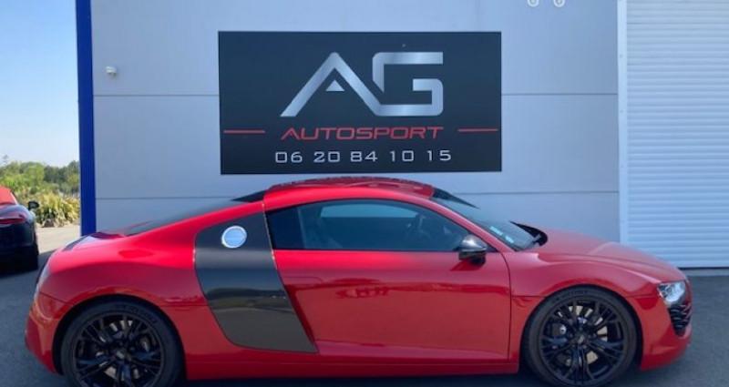 Audi R8 II 4.2 V8 FSI 430 S TRONIC 7  occasion à CRAC'H - photo n°3