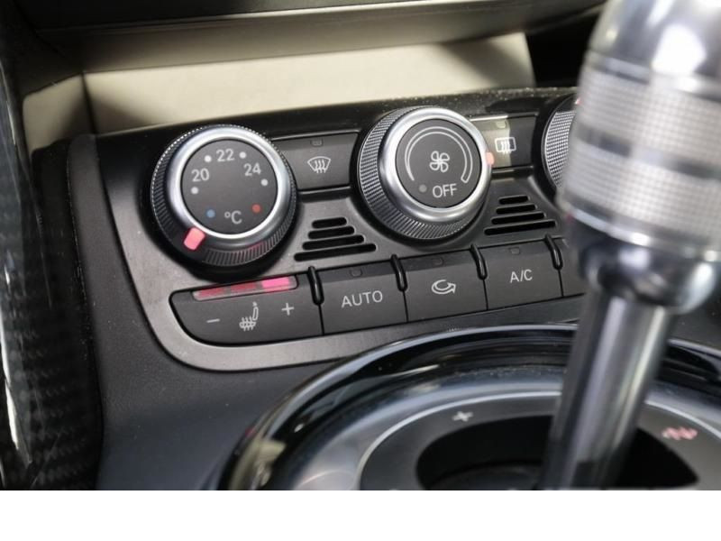 Audi R8 V10 5.2 FSI 525 ch S Tronic Bleu occasion à BEAUPUY - photo n°7