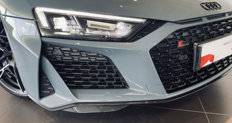 Audi R8 V10 5.2 FSI 620 S tronic 7 Performance Quattro Gris occasion à Saint-Ouen - photo n°5