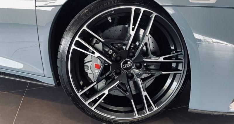 Audi R8 V10 5.2 FSI 620 S tronic 7 Performance Quattro Gris occasion à Saint-Ouen - photo n°6