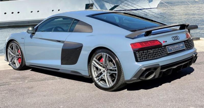 Audi R8 V10 PERFORMANCE COUPE 5.2 FSI QUATTRO 620 CV - FULL CARBONE  Gris occasion à MONACO - photo n°4