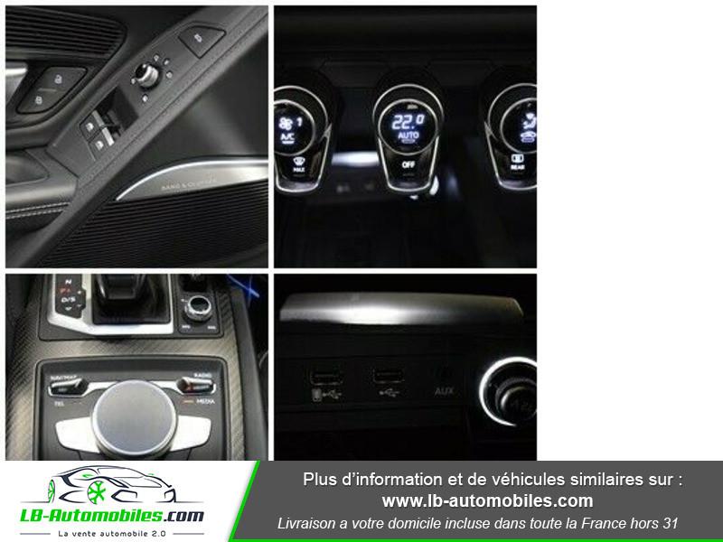 Audi R8 V10 Plus 5.2 FSI 610 S tronic 7 Quattro Blanc occasion à Beaupuy - photo n°20