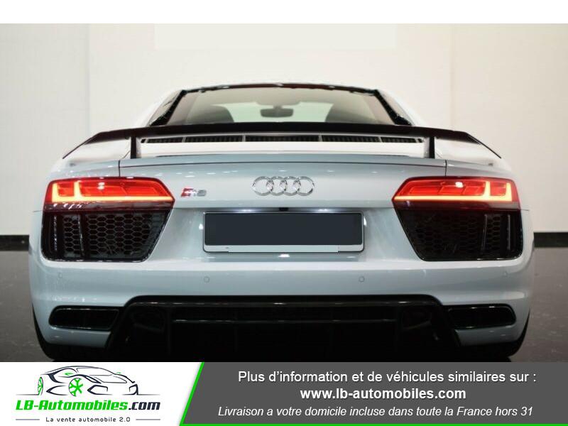 Audi R8 V10 Plus 5.2 FSI 610 S tronic 7 Quattro Blanc occasion à Beaupuy - photo n°15