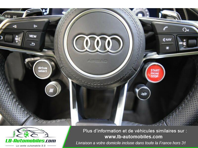 Audi R8 V10 Plus 5.2 FSI 610 S tronic 7 Quattro Blanc occasion à Beaupuy - photo n°17