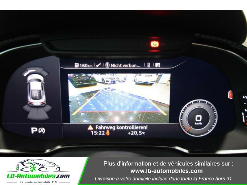 Audi R8 V10 Plus 5.2 FSI 610 S tronic 7 Quattro Blanc occasion à Beaupuy - photo n°9