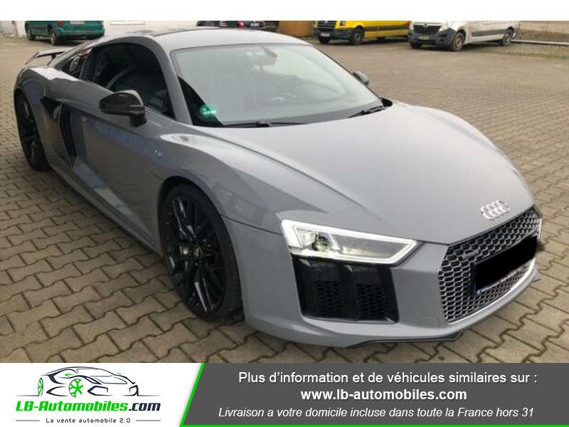 Audi R8 V10 Plus 5.2 FSI 610 S tronic 7 Quattro Gris occasion à Beaupuy - photo n°10