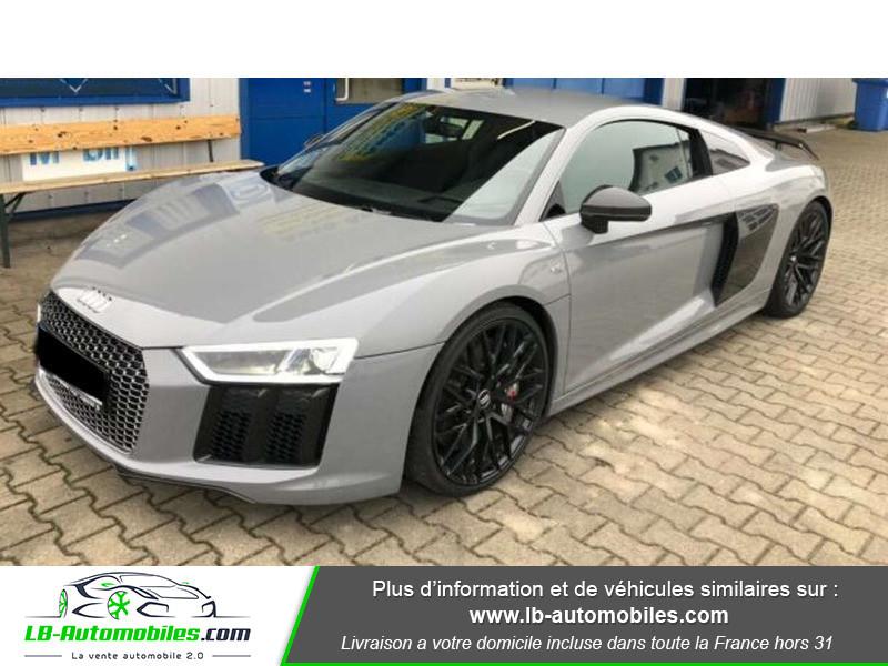 Audi R8 V10 Plus 5.2 FSI 610 S tronic 7 Quattro Gris occasion à Beaupuy