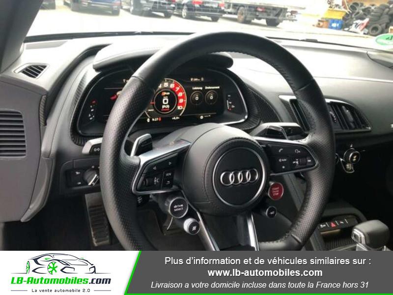 Audi R8 V10 Plus 5.2 FSI 610 S tronic 7 Quattro Gris occasion à Beaupuy - photo n°2