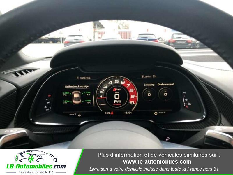 Audi R8 V10 Plus 5.2 FSI 610 S tronic 7 Quattro Gris occasion à Beaupuy - photo n°4