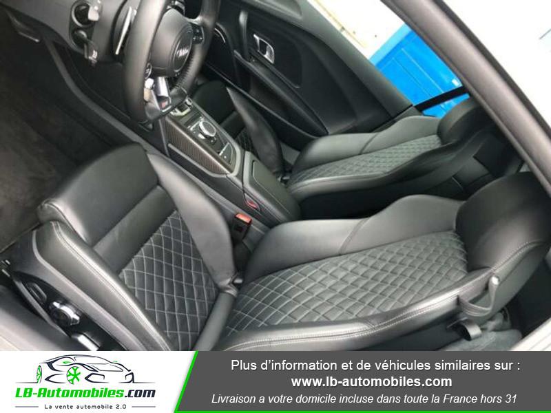 Audi R8 V10 Plus 5.2 FSI 610 S tronic 7 Quattro Gris occasion à Beaupuy - photo n°6
