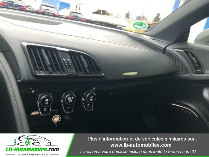 Audi R8 V10 Plus 5.2 FSI 610 S tronic 7 Quattro Gris occasion à Beaupuy - photo n°5
