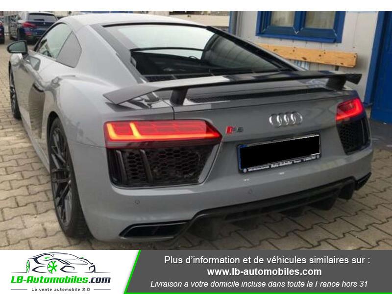 Audi R8 V10 Plus 5.2 FSI 610 S tronic 7 Quattro Gris occasion à Beaupuy - photo n°11