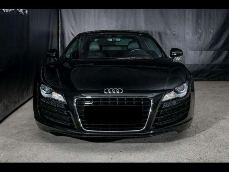 Audi R8 V8 4.2 FSI 420 ch Noir occasion à BEAUPUY - photo n°9