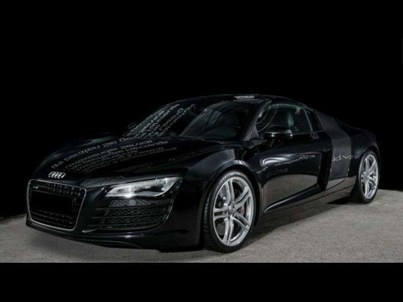 Audi R8 V8 4.2 FSI 420 ch Noir occasion à BEAUPUY