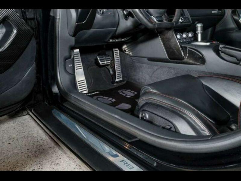 Audi R8 V8 4.2 FSI 420 ch Noir occasion à BEAUPUY - photo n°4