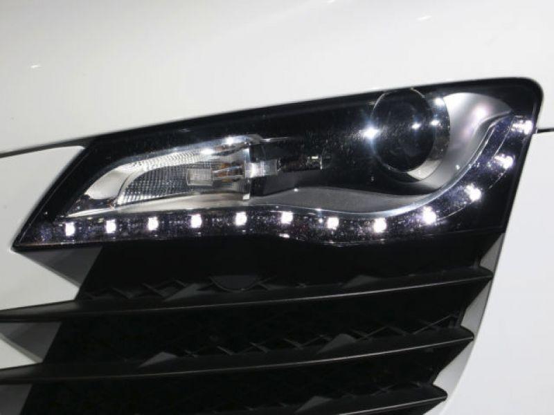 Audi R8 V8 4.2 FSI 420 ch Blanc occasion à BEAUPUY - photo n°9