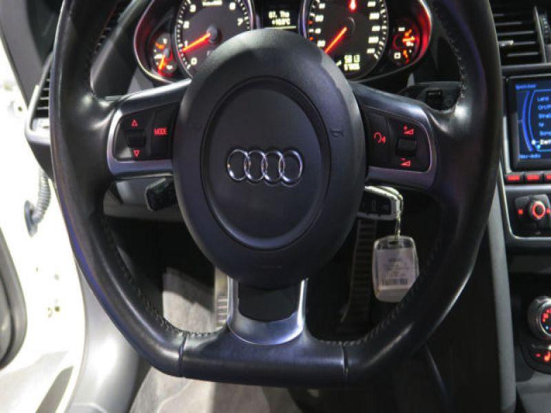Audi R8 V8 4.2 FSI 420 ch Blanc occasion à BEAUPUY - photo n°5