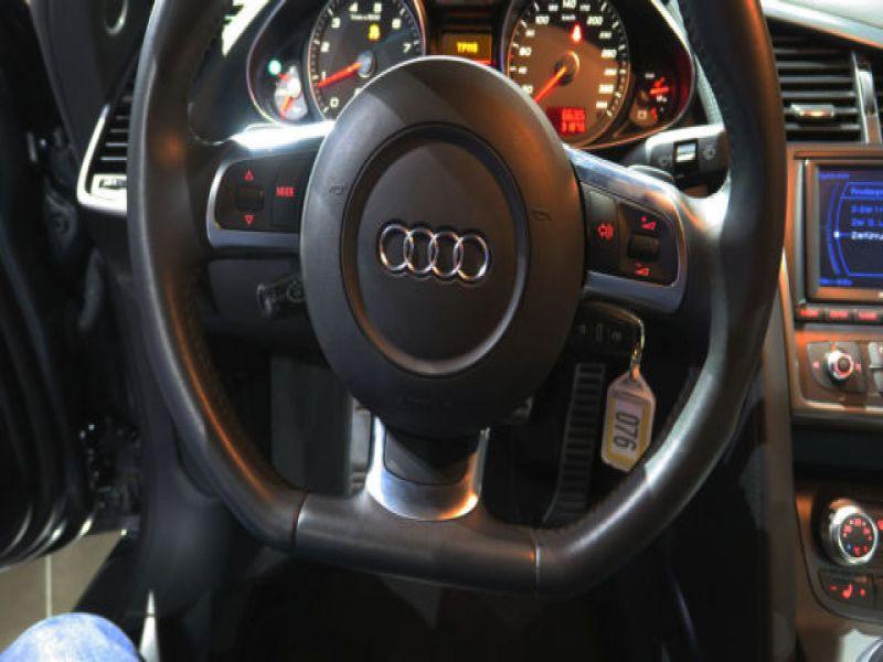 Audi R8 V8 4.2 FSI 420 ch Gris occasion à BEAUPUY - photo n°6