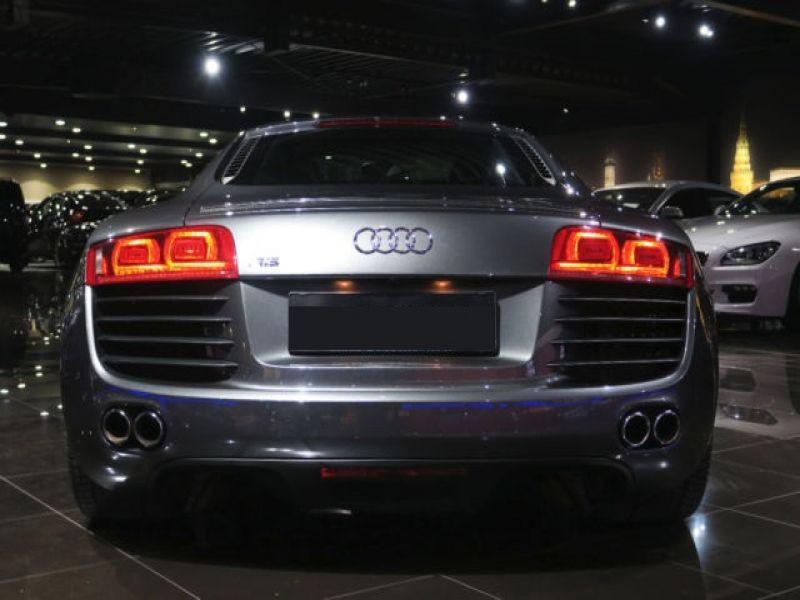 Audi R8 V8 4.2 FSI 420 ch Gris occasion à BEAUPUY - photo n°9