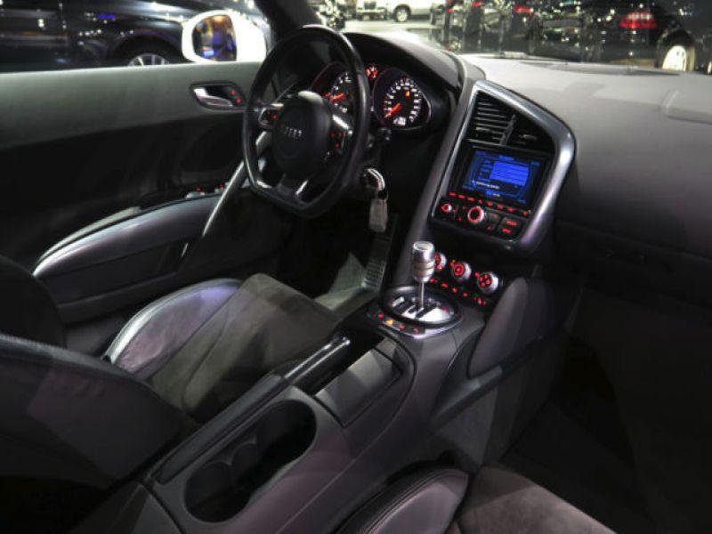 Audi R8 V8 4.2 FSI 420 ch Blanc occasion à BEAUPUY
