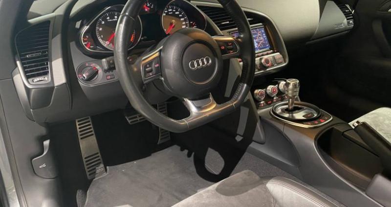 Audi R8 V8 4.2 FSI 420 Quattro R-Tronic  occasion à Saint-Ouen - photo n°5