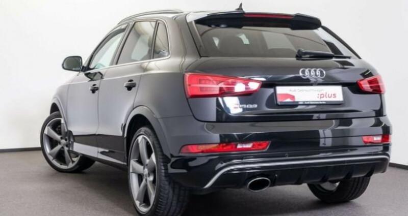 Audi RS Q3 # 2.5 TFSI quattro S tronic, 1ere Main Noir occasion à Mudaison - photo n°4