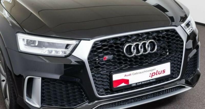 Audi RS Q3 # 2.5 TFSI quattro S tronic, 1ere Main Noir occasion à Mudaison - photo n°3
