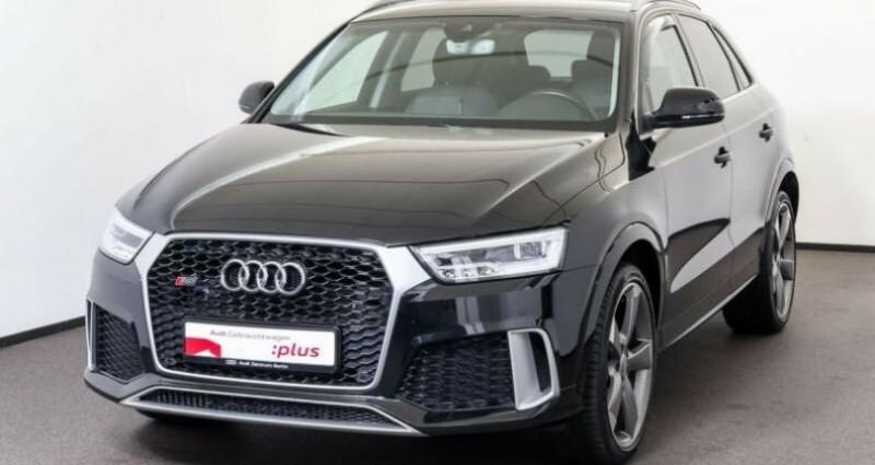 Audi RS Q3 # 2.5 TFSI quattro S tronic, 1ere Main Noir occasion à Mudaison