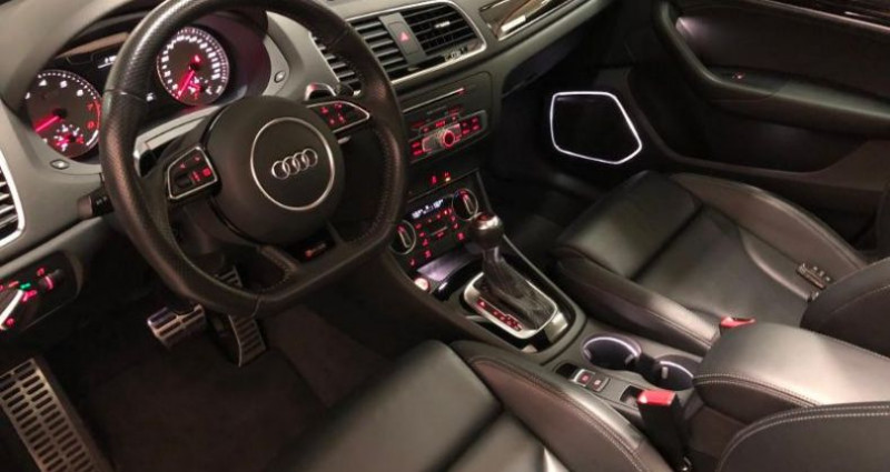 Audi RS Q3 2.5 TFSI 340ch quattro S tronic 7 Noir occasion à Paris - photo n°6